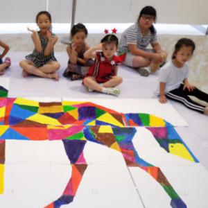 大暢想藝術教育活動