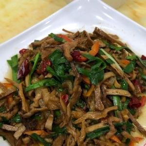 光海鄉記酸菜魚小炒