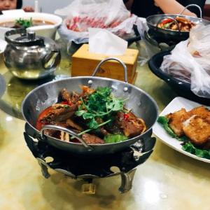 光海鄉記酸菜魚很好吃
