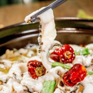 光海鄉記酸菜魚肉質鮮嫩