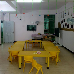 金燦燦幼兒園教室