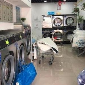 健康洗衣店環境好