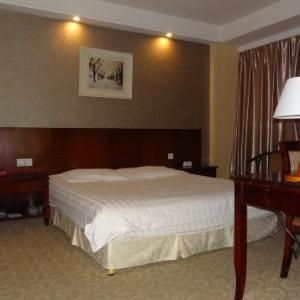 旅程酒店大床房