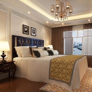 福安裝飾臥室