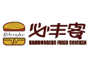必豐客漢堡炸雞披薩品牌logo