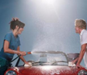 车邦士洗车快乐