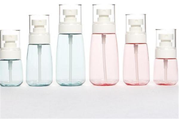 玉肌護膚品瓶子