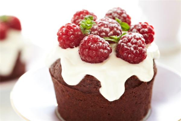 美藝甜蛋糕甜品樹莓