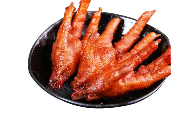 金海漁休閑食品雞爪