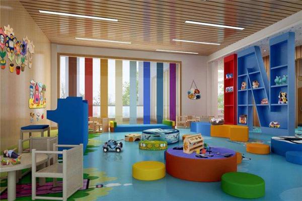 愛星幼兒園學習