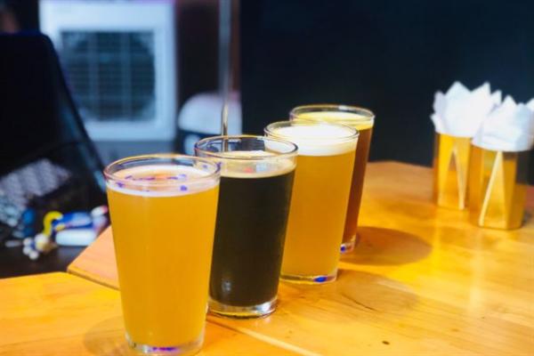 星球啤酒黑啤