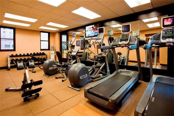 樂刻健身房環境
