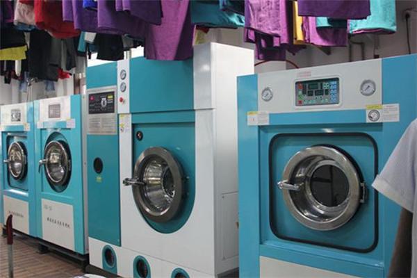 潔凈美干洗店設備