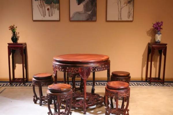 一棵樹純實木家具桌椅
