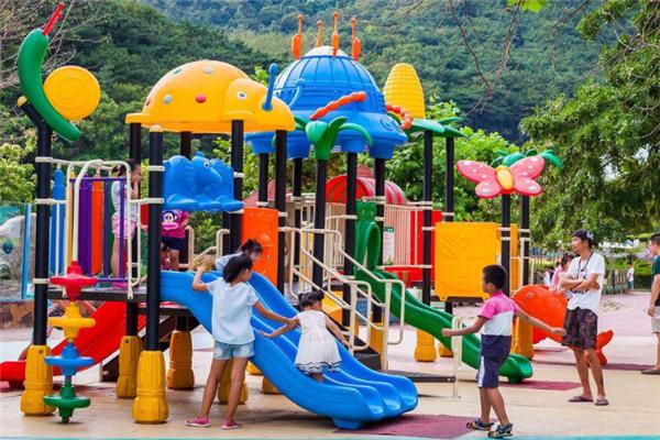 貝智家兒童游樂園開心