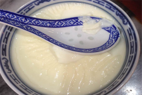 港殿牛奶甜品特色