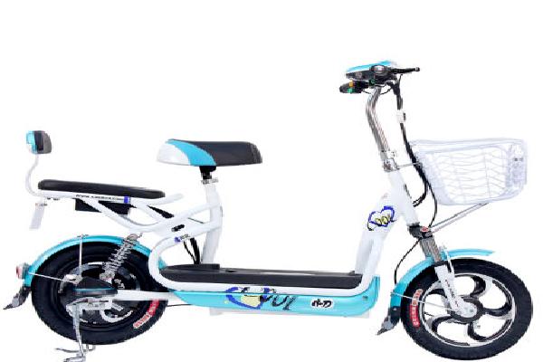 小刀電動自行車環保