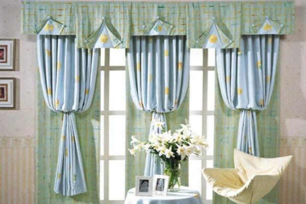 伊卡洛斯窗簾布藝