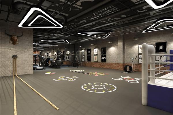 奥斯帕克国际健身学院环境