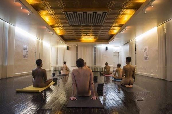 艾雅瑜伽環境