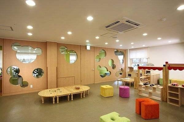 匯英陽光幼兒園環境