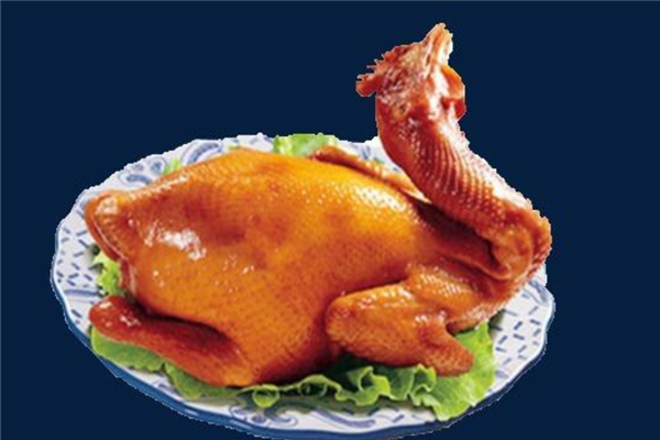 金家烤雞風味
