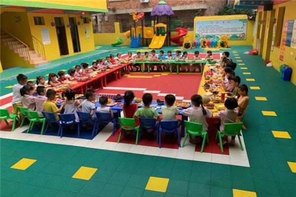 金燦燦幼兒園公開課