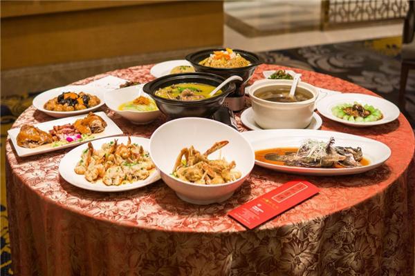 儒鄰酒店菜品