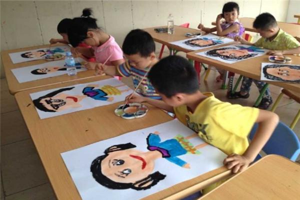 大暢想藝術教育畫畫培訓