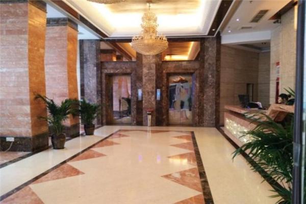 果州酒店長廊