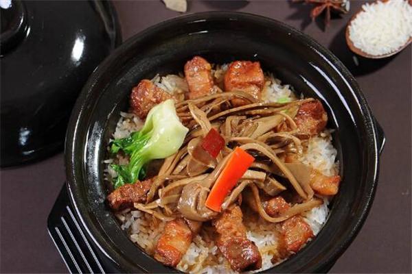 智能香米煲仔飯回鍋肉