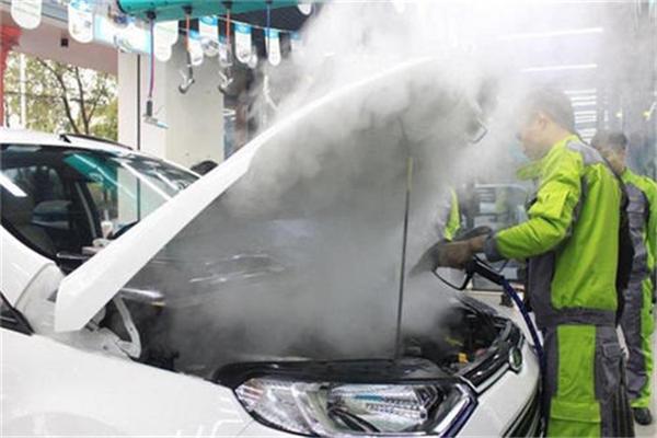 车邦士洗车服务