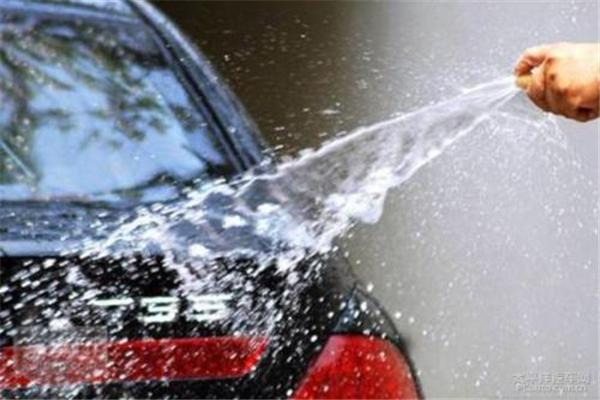 车邦士洗车清洗
