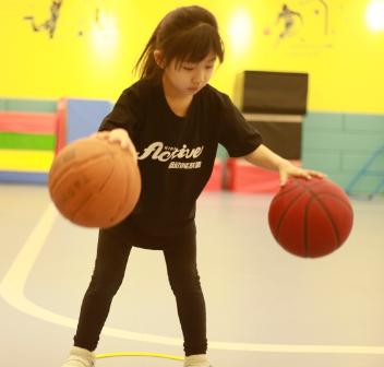 超动能儿童运动中心篮球