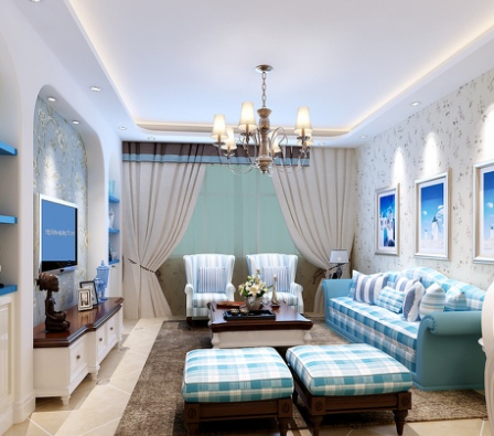 春雨環保裝飾臥室