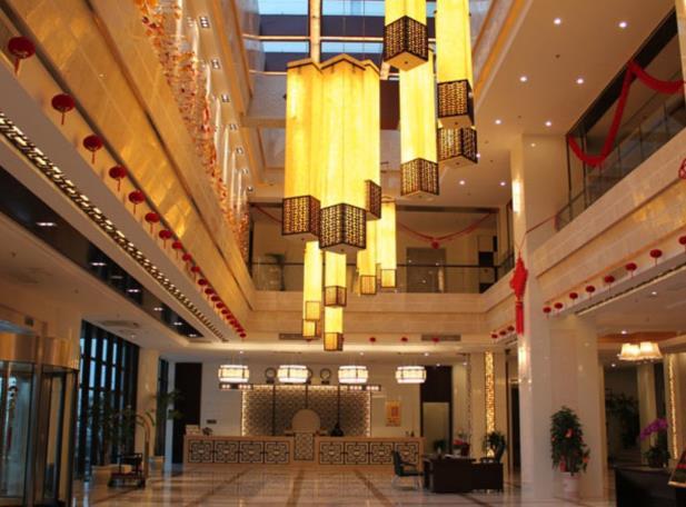 博雅锦湖酒店好看