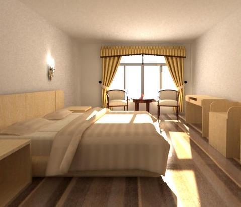 博雅锦湖酒店双人