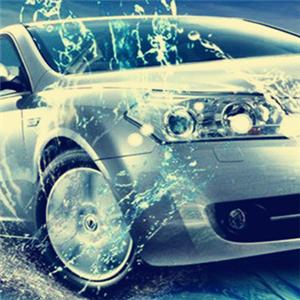 藍象自助洗車宣傳