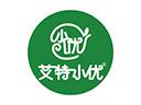 艾特小优奶茶饮品品牌logo