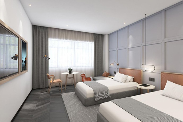 亦嵐酒店設計