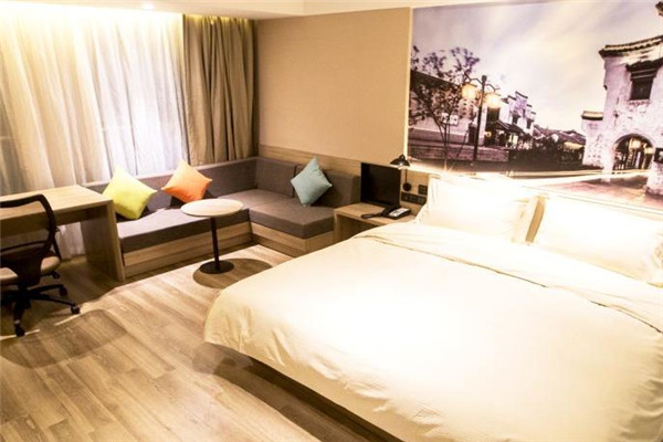 博雅锦湖酒店房间