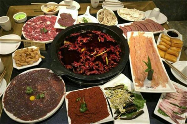 晓秧锅鲜货火锅能加盟吗