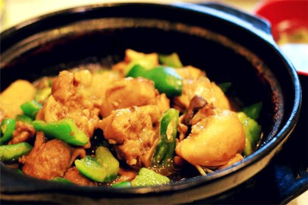 小厨黄焖鸡快餐怎么加盟