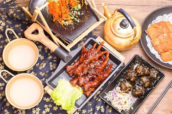 小木屋韩国料理加盟条件