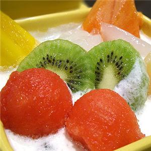 冰点水甜品鲜美