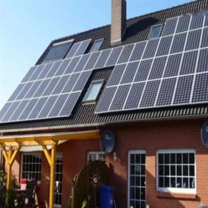 弘美光伏太阳能屋顶