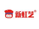 新虹艺少儿美术馆品牌logo