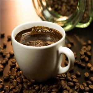 岐兰山咖啡好香