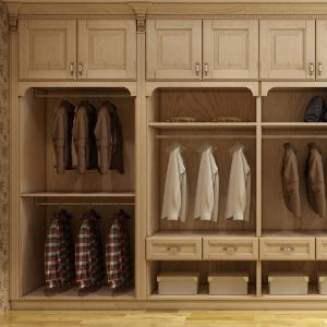 欧曼衣柜技术很好