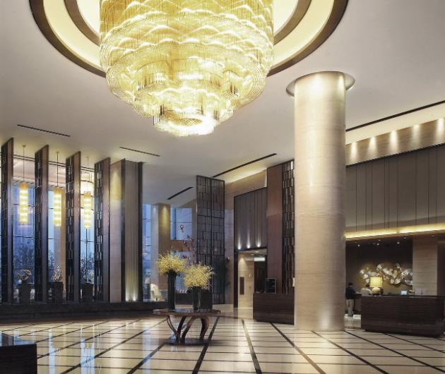 芙蓉國豪廷大酒店大堂